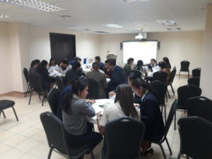 Seminario Taller para servidores del  Tribunal Administrativo Tributario