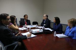 Procuraduría de la Administración presenta Vista Presupuestaria 2019 Ante el MEF