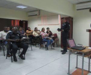 Conversatorio sobre Justicia Comunitaria de Paz