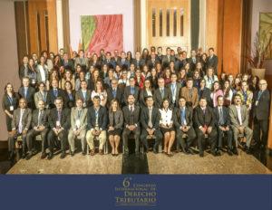 VI Congreso Internacional de Derecho Tributario