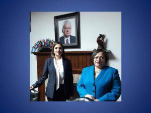 Procuraduría de la Administración sostiene reuniones con la Corte IDH, el Poder Judicial de Costa Rica, y el IIDH