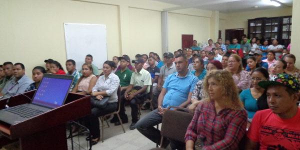 Segundo curso a aspirantes a jueces de paz en la provincia de Veraguas