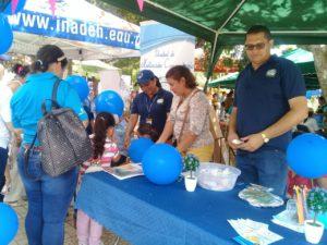 Sensibilización sobre la medicación en feria de San Isidro en la provincia de Los Santos