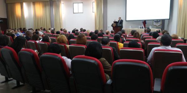 """Conferencia: """"Modelo de gestión de las casas de justicia en Colombia"""""""