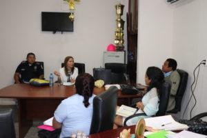 Conversatorio sobre la implementación de la ley 16 de 17 de junio de 2016, en la provincia de Coclé