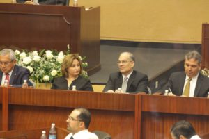 Instalación de la Primera Legislatura del Quinto Periodo Anual de Sesiones Ordinarias 2018-2019