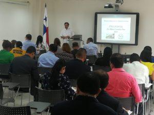Conferencia Internacional de  Ética Judicial en La Chorrera
