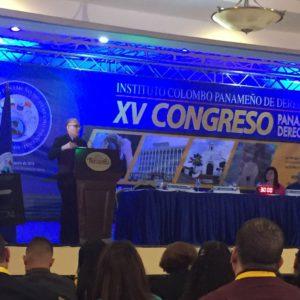 XV Congreso Panameño de Derecho Procesal 2018