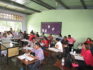 Curso de formación inicial para aspirantes al cargo de jueces de paz en la provincia de Chiriquí
