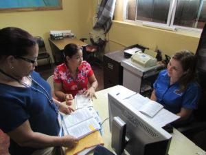Visita a las casas de justicia comunitaria de paz  de los distritos de Dolega y Boquete en la provincia de Chiriquí