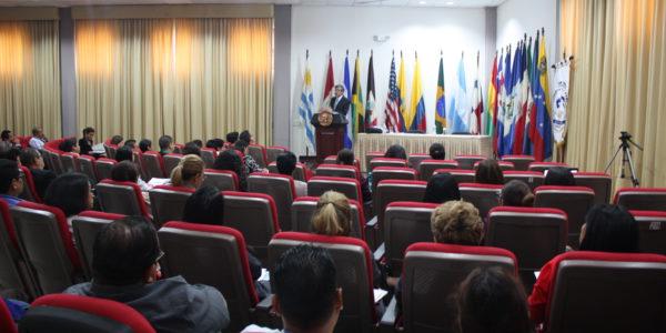 """Conferencia sobre """"Ética Judicial"""""""
