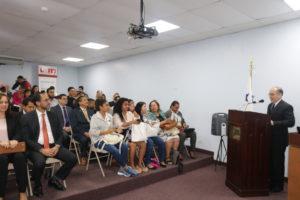 Procurador de la Administración diserta en la Universidad Americana de Panamá