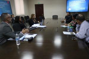 Presentación del Reglamento Interno ante la junta técnica y rectora de Carrera Administrativa