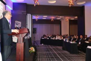 Procurador de la Administración diserta en el I simposio anual de la Administración y Gestión del Recurso Humano del ICGES