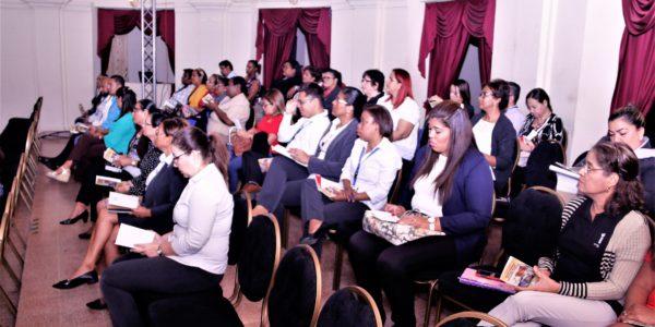 Seminario taller – Código Uniforme de Ética de los Servidores Público en el Instituto Nacional de Cultura (INAC)