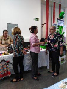 Participación en la  XII Feria Juvenil  Institucional  organizada por la Red de políticas públicas en la provincia de Chiriquí