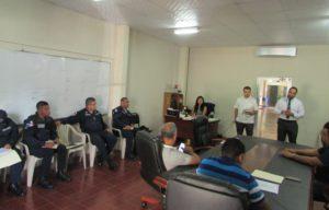 Conversatorio en el Municipio de Remedios sobre  Justicia Comunitaria de Paz