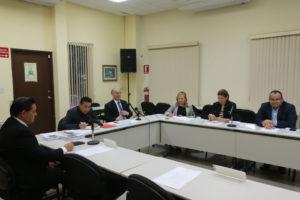 Seguimiento a las leyes de Justicia Comunitaria de Paz y la Carrera Judicial