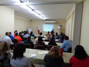 """Instituciones públicas de  Veraguas se capacitan  sobre """"Inclusión laboral"""""""