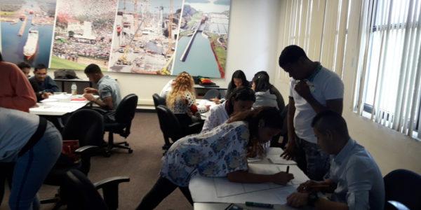 Colaboradores del Metro de Panamá reciben seminario sobre el Código Uniforme de Ética de los Servidores Públicos