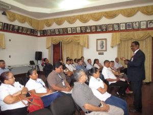 Planificación estratégica para servidores públicos de Coclé