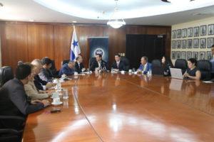 La CCIAP presenta propuesta ante los miembros de la Comisión de Estado por la Justicia