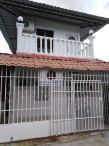 Nueva sede del Centro de Mediación Comunitaria de Soná