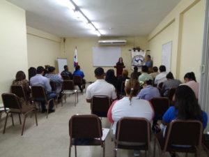 """La Secretaría Provincial de Veraguas capacita sobre """"Aspectos protocolares para el buen uso de los símbolos patrios de Panamá"""""""