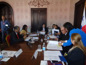 Comisión Interinstitucional se reúne para tratar temas relacionados a la Ley 16
