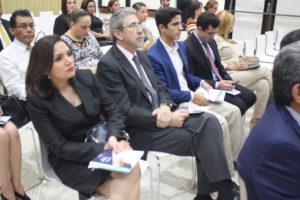 """Acto procolar de inauguración  y panel de apertura denominado """"Innovación y reforma del Estado"""""""
