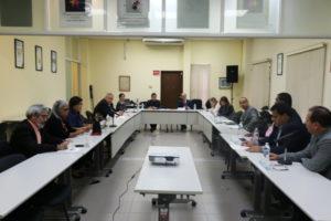 Cortesía de sala para miembros del Colegio Provincial de Abogados de Chiriquí
