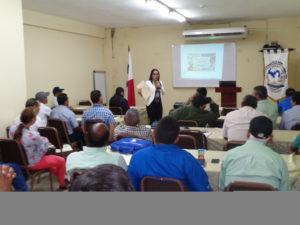 """Capacitación sobre """"Procedimiento administrativo en general"""" en la provincia de  Veraguas"""