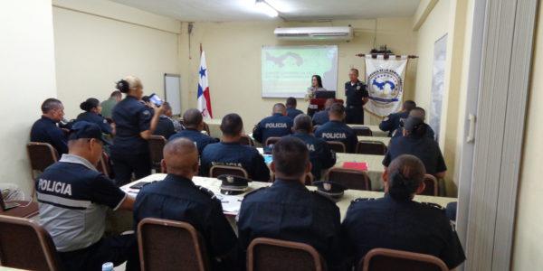 Seminario sobre Jurisdicción Especial de la Justicia Comunitaria de Paz en Veraguas