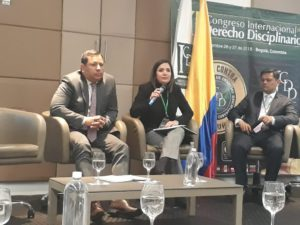 XI Congreso Internacional de Derecho Disciplinario