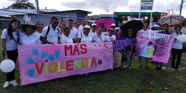 Día Internacional de la No Violencia contra la Mujer