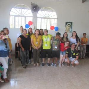 Secretaría Provincial de Darién con sede en Chepo apoya la Pre Jornada de la JMJ
