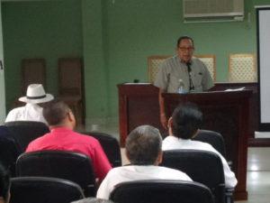 """Seminario """"9 de enero: Día de la Soberanía Nacional"""""""