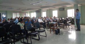 Seminario sobre ética pública en la provincia de Herrera
