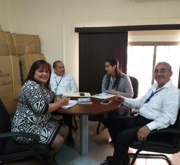 Asistencias técnicas en la  provincia de La Chorrera y el Municipio de Capira