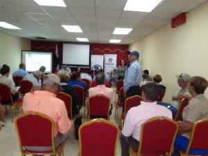 Jornada de sensibilización dirigida a la junta técnica de la provincia de Veraguas