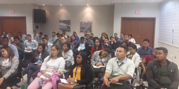 Metro de Panamá realiza jornadas de inducción sobre el Código Uniforme de Ética de los Servidores Públicos