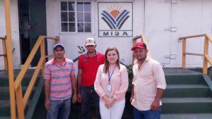 Secretaría Provincial de Darién con sede en Chepo visita Instituciones Públicas  de Platanilla