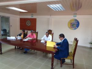 Procuraduría de la  Administración  firma convenio con  el  Municipio de  Santa María en la provincia de Herrera
