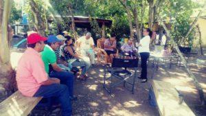 El Centro de Mediación Comunitaria de David sensibiliza a la comunidad de la Pita