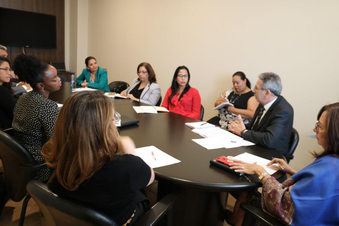 Procuraduría de la Administración se reúne con la Agencia de Cooperación Española