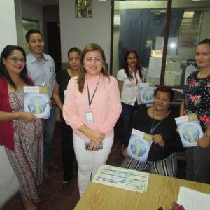 Jornada de sensibilización a funcionarios del Municipio de Chepo