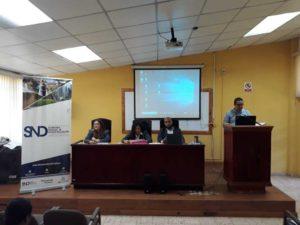 Seminario: Control social y participación ciudadana