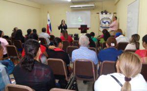 Servidores de instituciones públicas y municipales de Veraguas recibieron el seminario taller