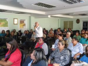 Seminario: Día Internacional de la mujer