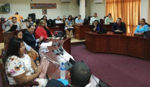 Asistencia técnica para las Casas de Justicia Comunitaria de Paz de La Chorrera